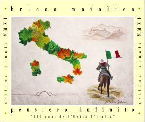 7° Pensiero Infinito 2011 - 150 anni dell'Unità d'Italia