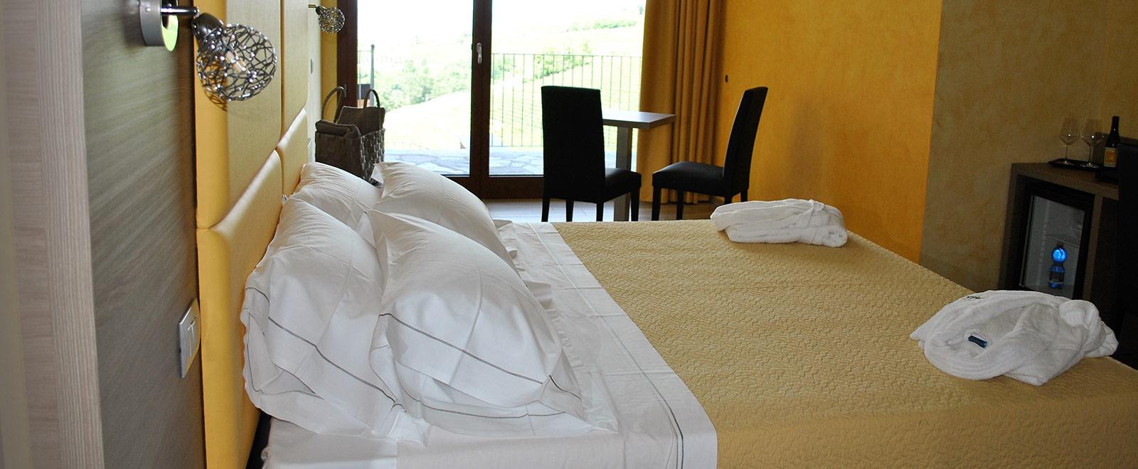 Le nostre camere - Casa Castella Dimora