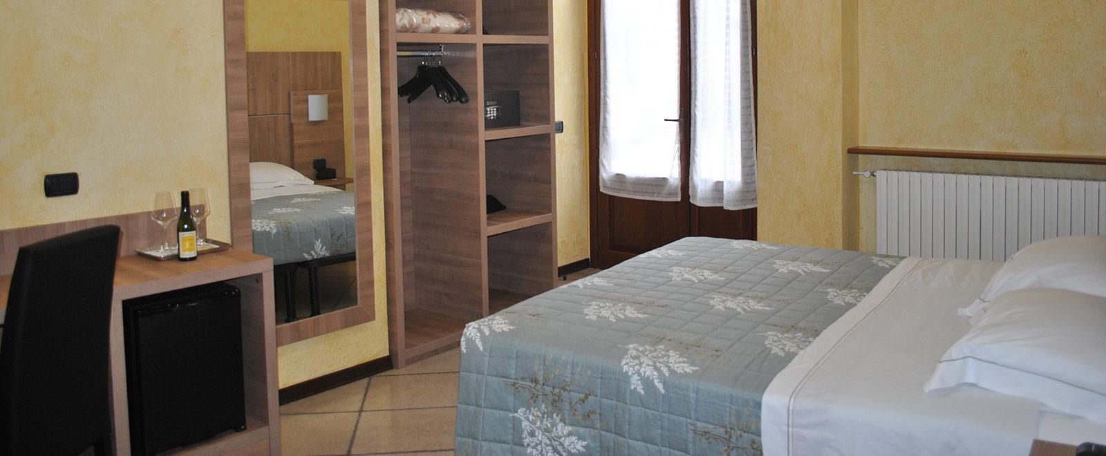 Camere - Casa Castella