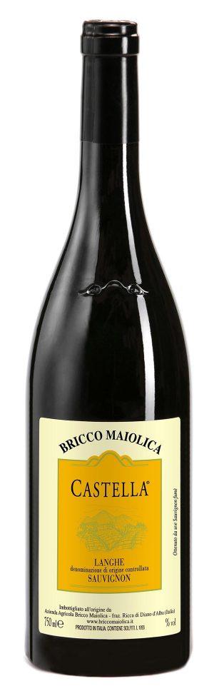 Castella Langhe Sauvignon Fumé DOC - Bricco Maiolica