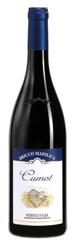 Cumot Nebbiolo d'Alba Superiore DOC - Bricco Maiolica