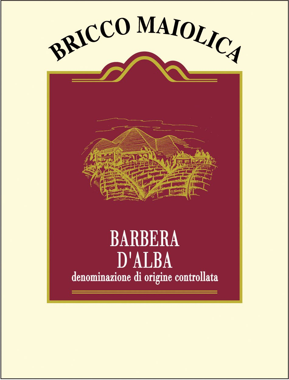 Download Etichetta Barbera d'Alba DOC
