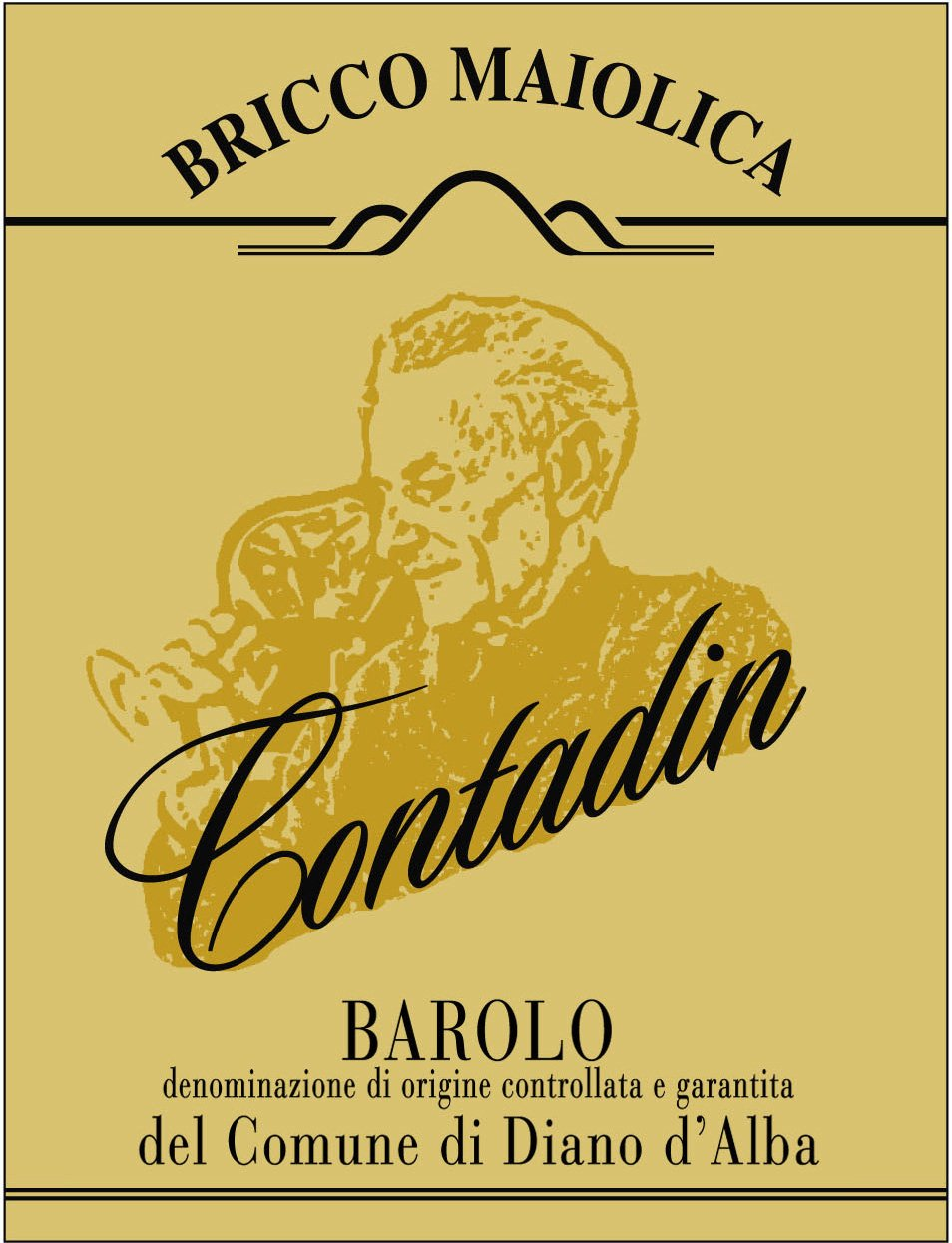 """Download Etichetta """"Contadin"""" <br />Barolo del comune di Diano d'Alba DOCG"""