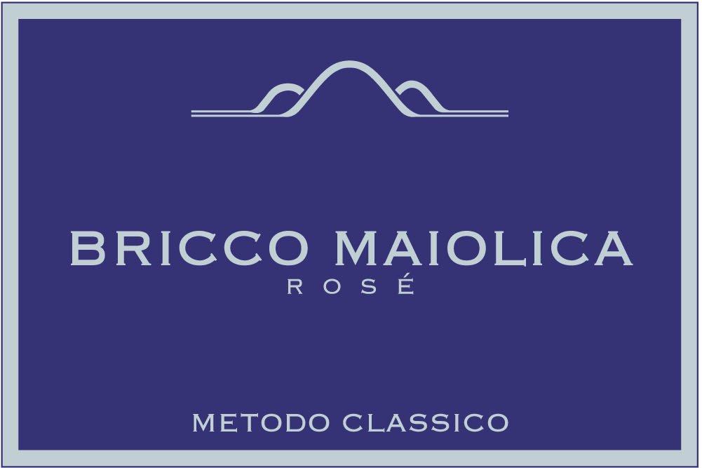 """Download Etichetta """"Bricco Maiolica"""" <br />Rosé Metodo Classico"""