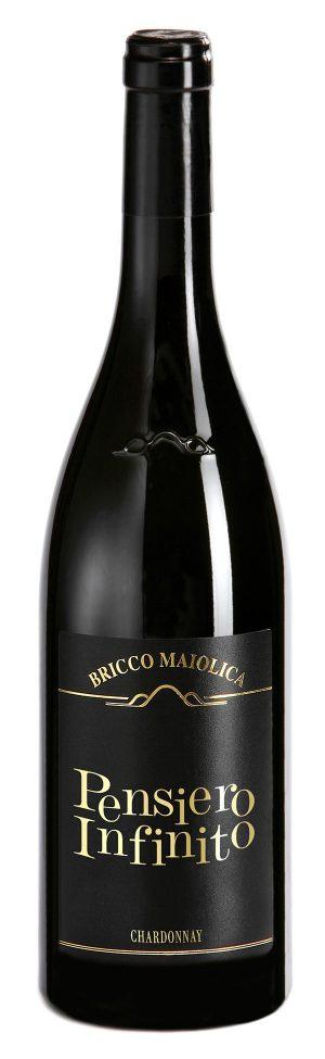Pensiero Infinito Langhe Chardonnay DOC - Bricco Maiolica