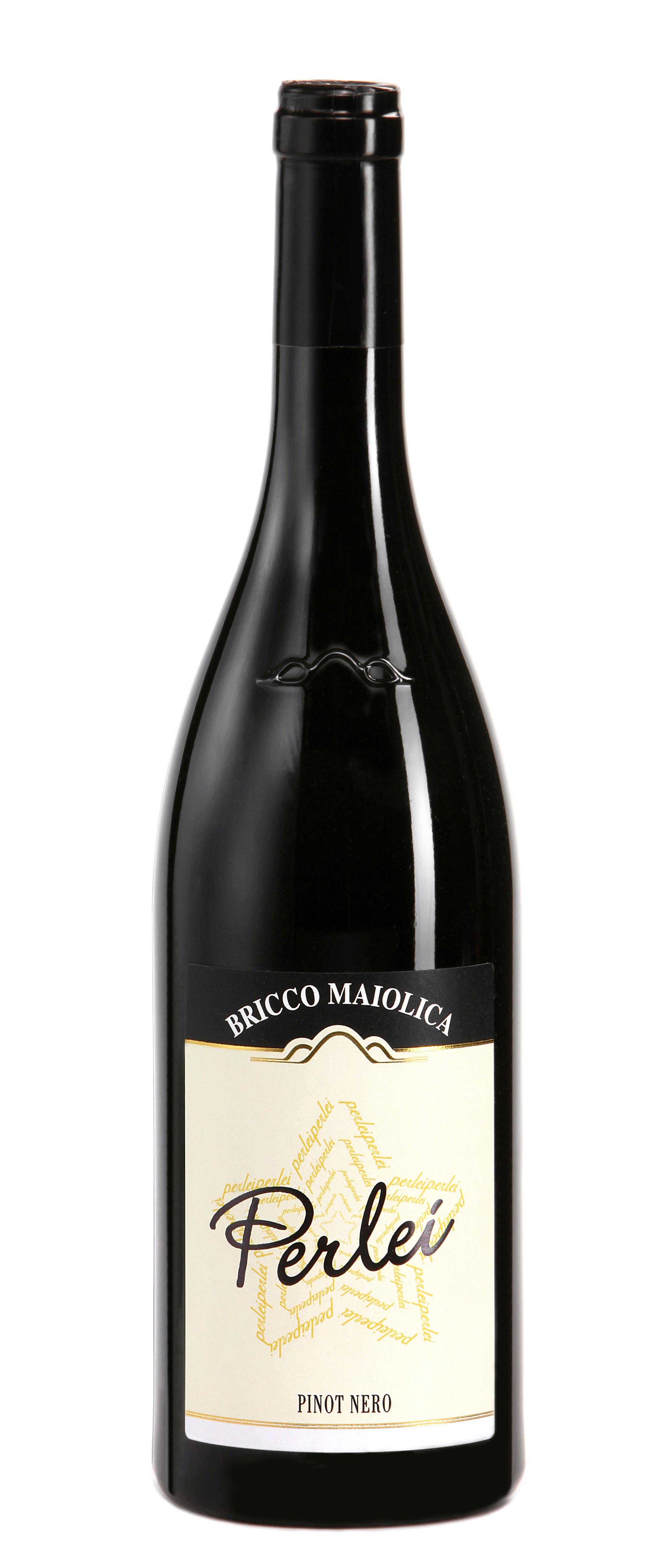 """Download Foto Bottiglia """"Perlei"""" <br />Langhe Pinot Nero DOC"""