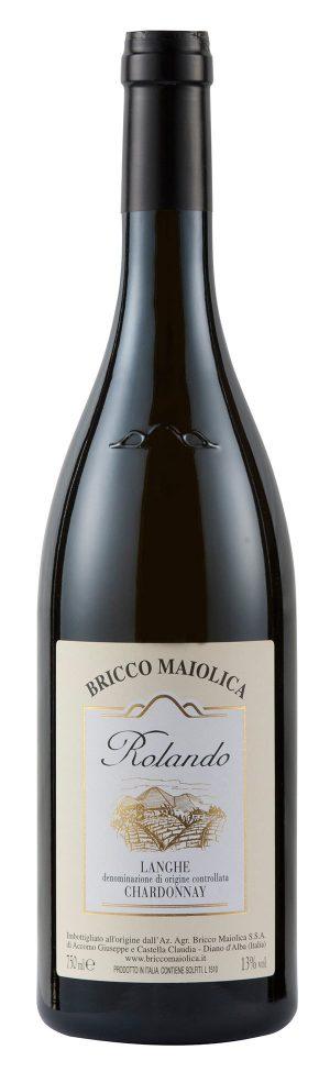 Rolando Langhe Chardonnay DOC - Bricco Maiolica