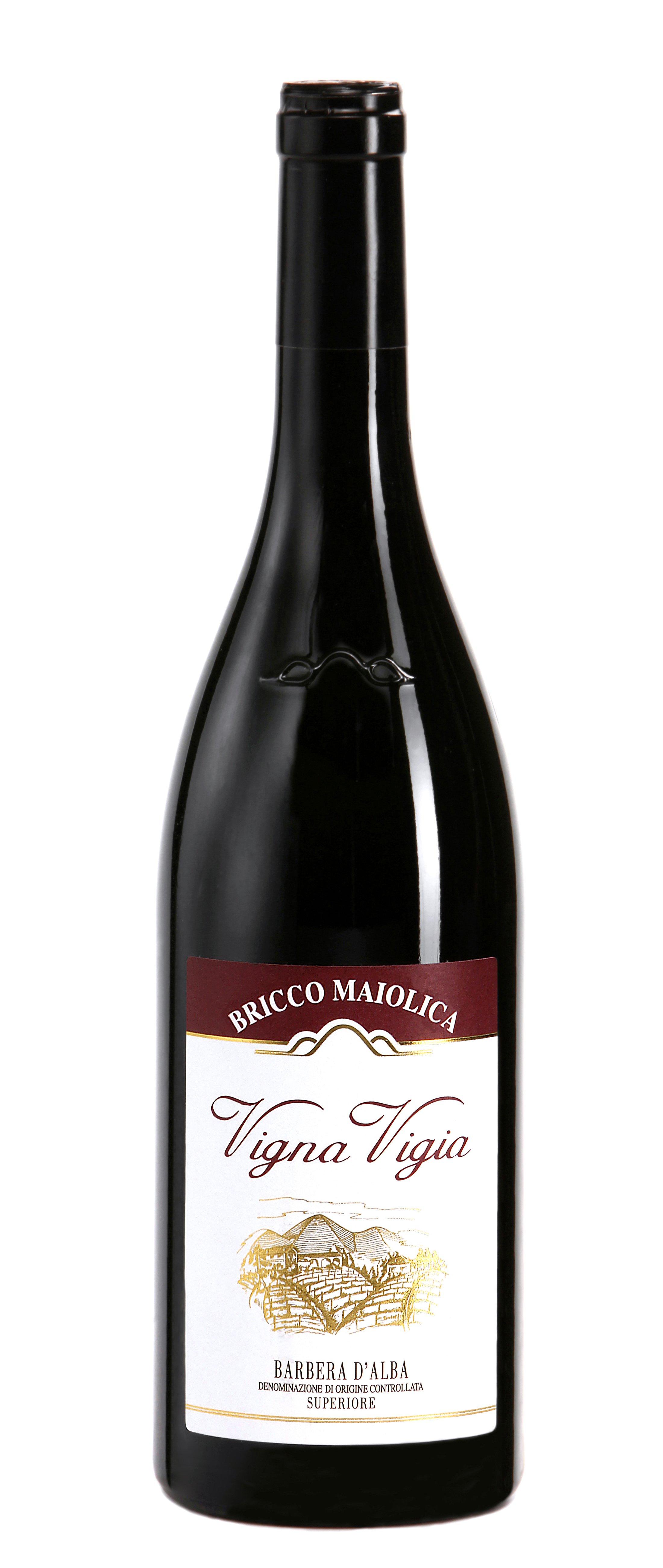 """Download Foto Bottiglia """"Vigna Vigia"""" <br />Barbera d'Alba Superiore DOC"""