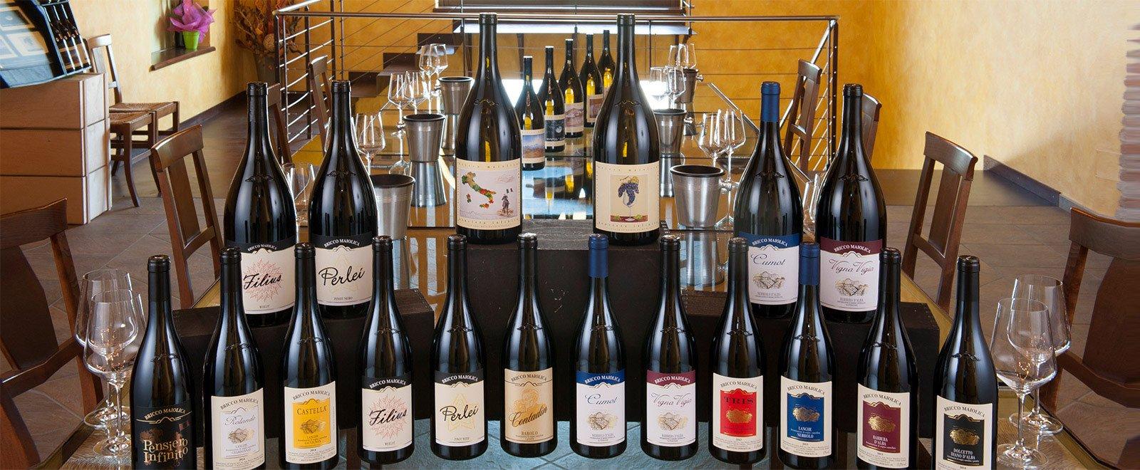 I nostri vini - Bricco Maiolica